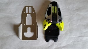 Toe Plate for Head