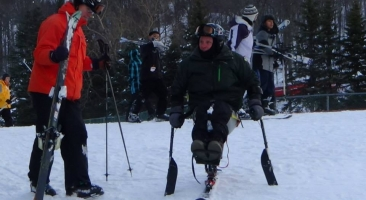 Pennsylvania Center for Adaptive Sports, Camelback, PA 2014